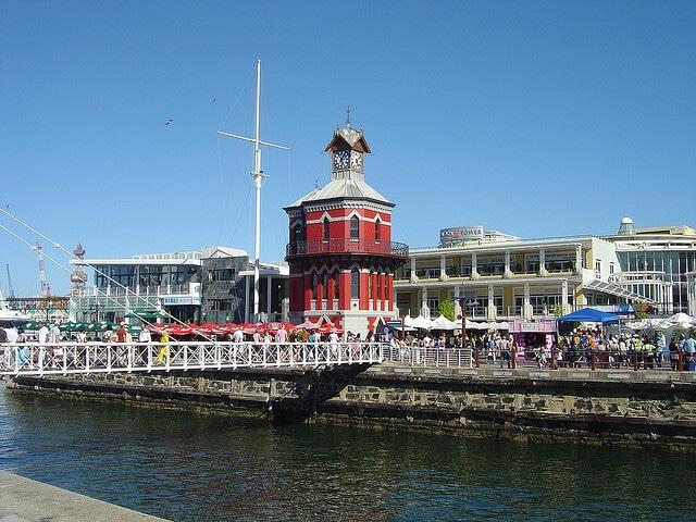 Victoria et Waterfront, Le Cap