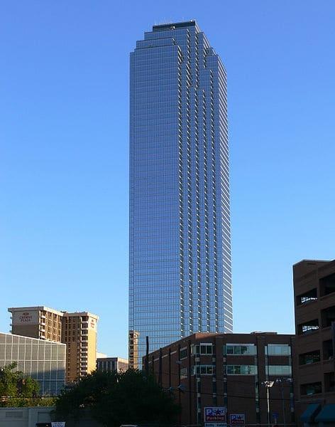 Bank of America Plaza, Dallas