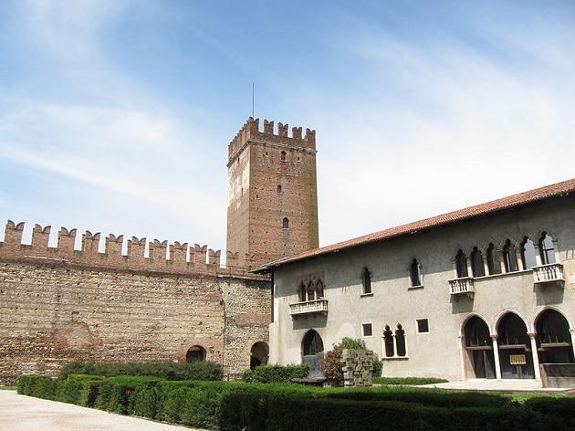 Castelvecchio, Vérone