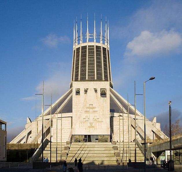 Cathédrale métropolitaine du Christ Roi, Liverpool