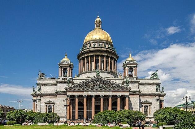 Cathédrale Saint-Isaac, Saint-Petersbourg