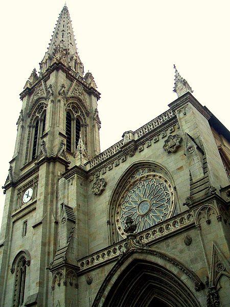 Cathédrale Santiago Bilbao