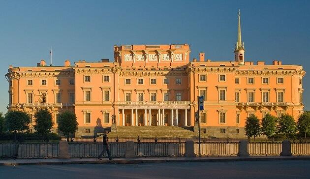Chateau Mikhailovsky, Chateau des Ingenieurs, Saint-Petersbourg