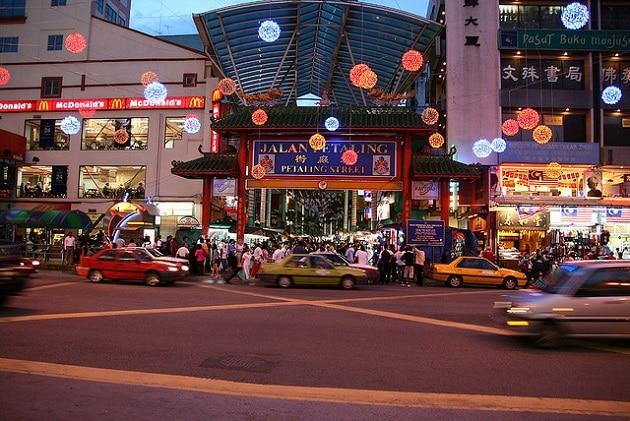 Chinatown, Pentaling, Kuala Lumpur
