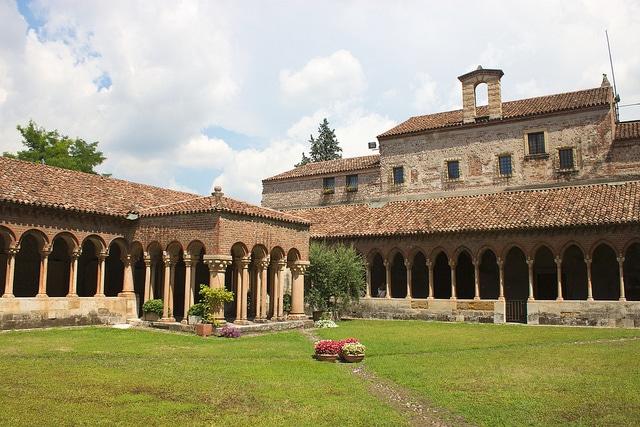 Cloître de la Basilique San Zeno Maggiore, Vérone