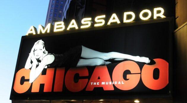 Billets pour voir la comédie musicale Chicago sur Broadway