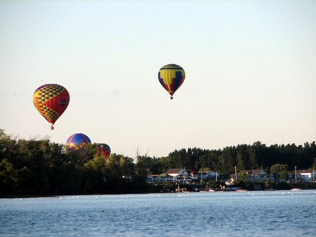 Festival des montgolfières de Gatineau, Ottawa