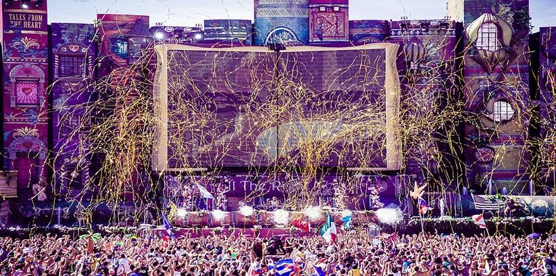 Festivals été 2015, Tomorrowland
