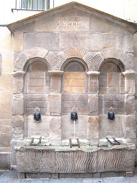Fontaine du chien, Bilbao