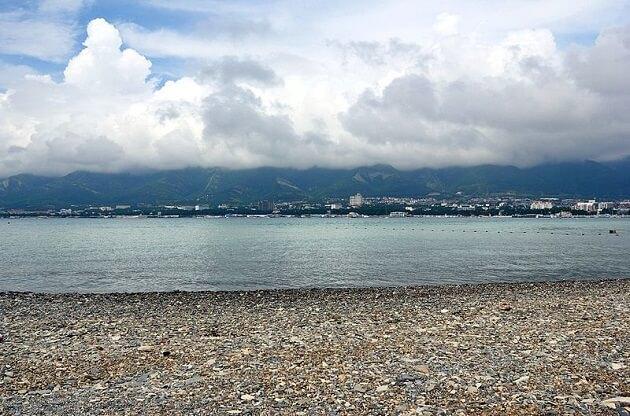 Gelendzhik, Mer Noire