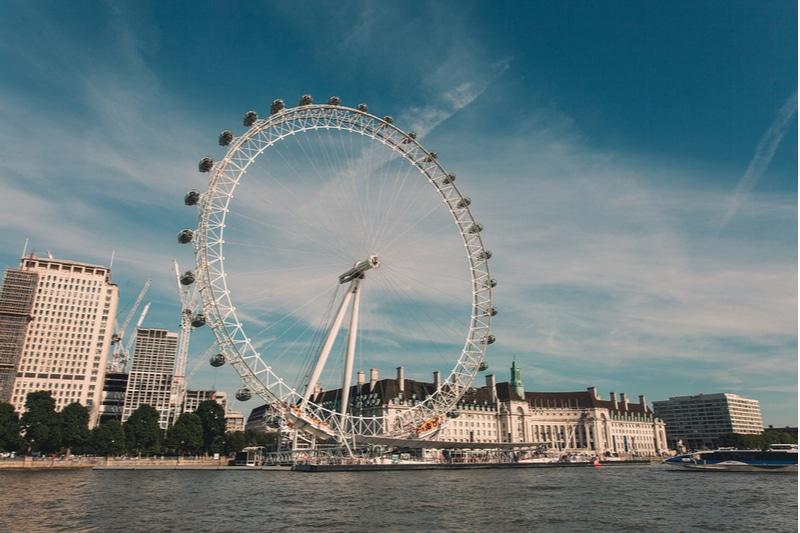 Histoire du London Eye