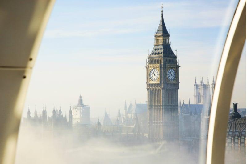Horaires & tarifs du London Eye