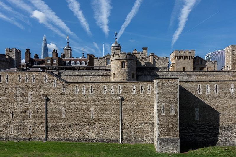 Horaires et tarifs de la Tour de Londres