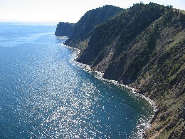 Ile Olkhon, lac Baikal, Russie