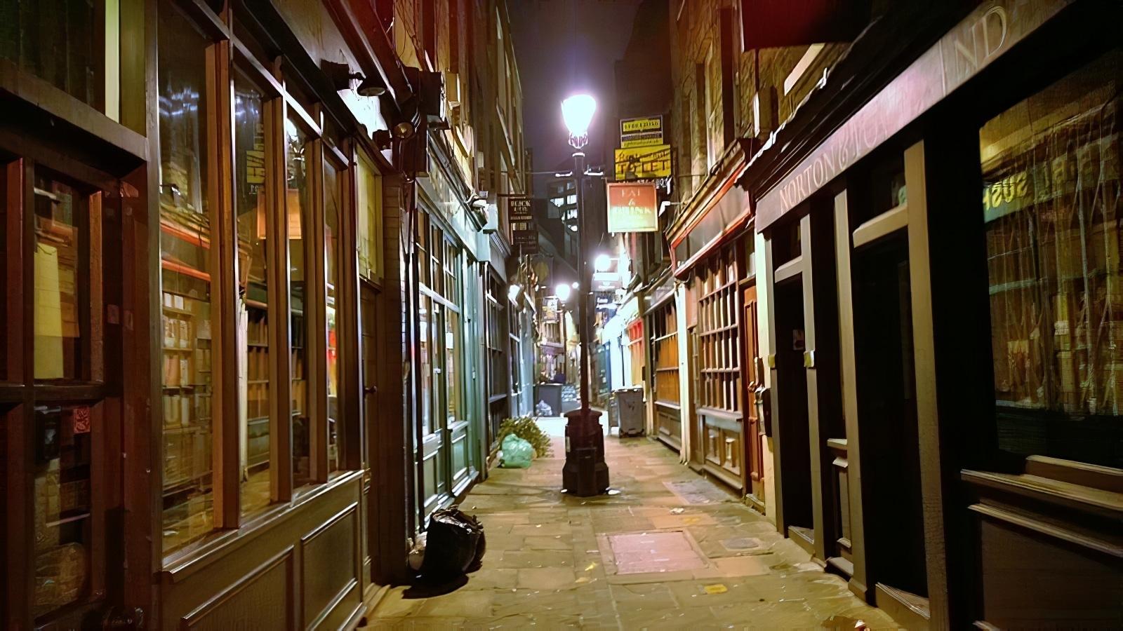 Visite guidée de Londres sur les traces de Jack l'Éventreur