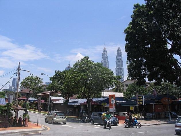 Kampong Bahru Kuala Lumpur