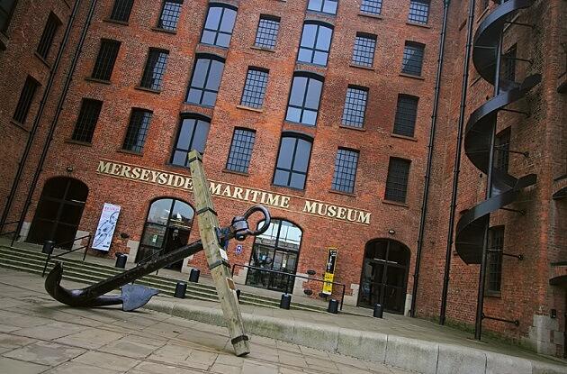 Merseyside Maritime Museum Liverpool