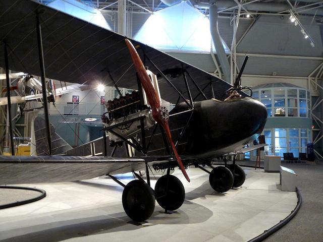 Musée de l'aviation et de l'espace, Ottawa