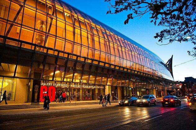Musée des beaux-arts de l'Ontario, Toronto