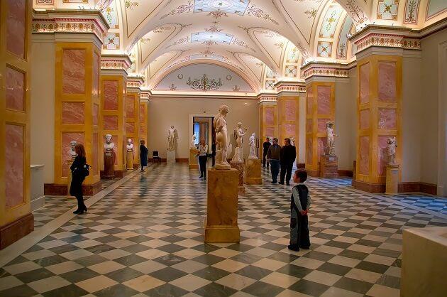 Musée de l'Ermitage, Saint Petersbourg