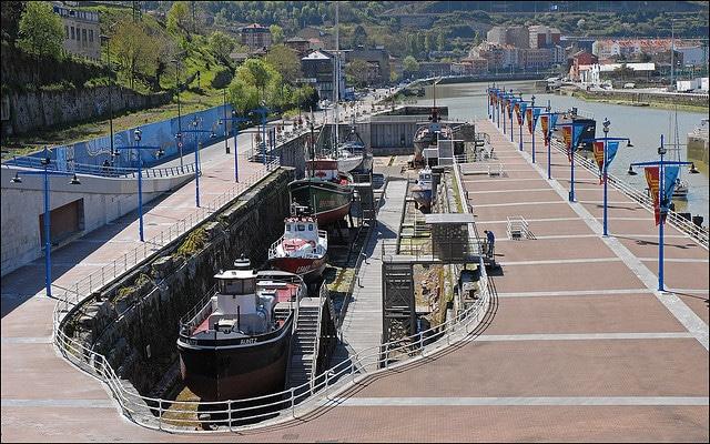 Musée maritime Bilbao