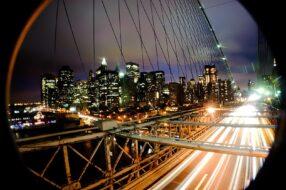 New York by night, découverte