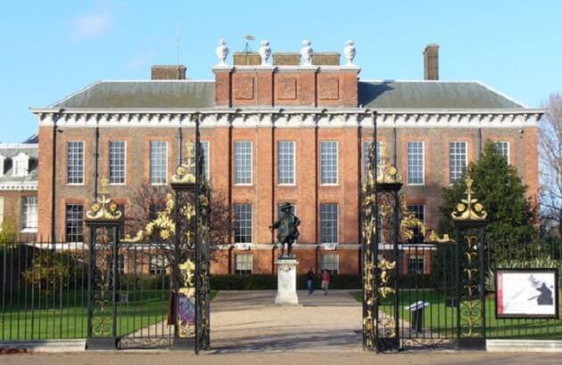 Visiter le Palais de Kensington à Londres