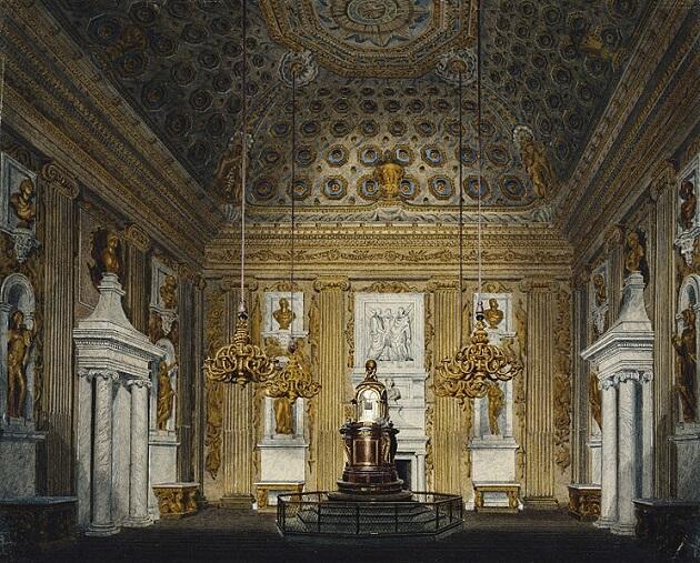 Palais de Kensington, visite, Londres