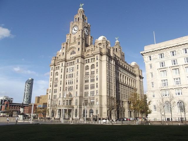 Pier Head, Liverpool