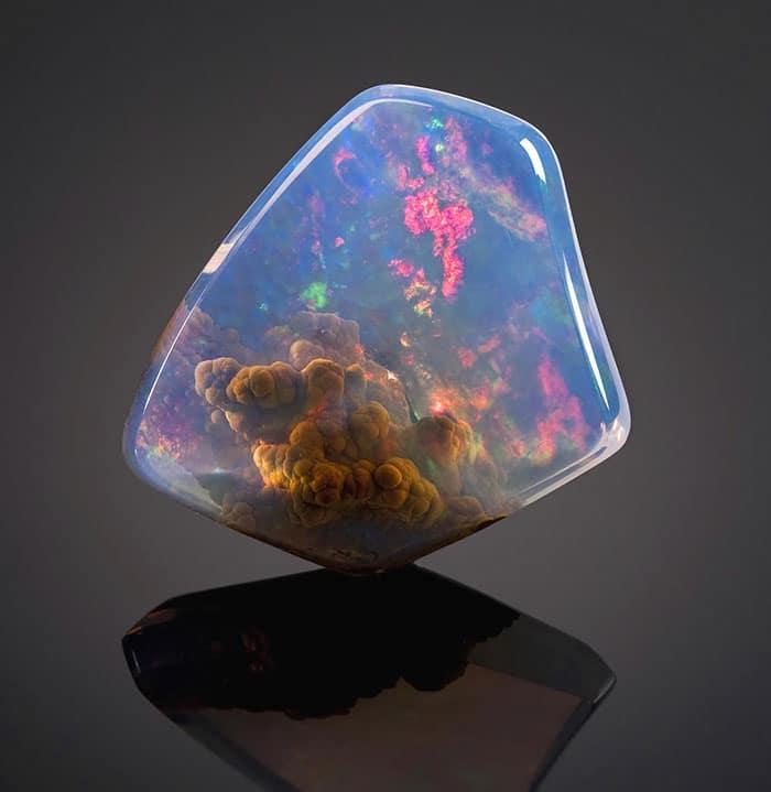 Pierres précieuses, minéraux