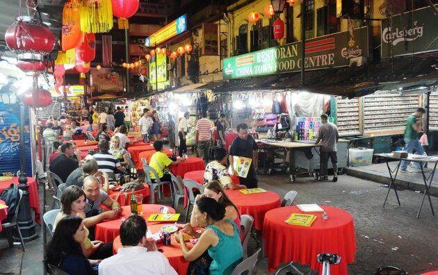 Kuala Lumpur, ville multiculturelle par excellence
