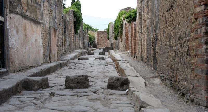 Excursion d'une journée à Pompéi et Naples au départ de Rome