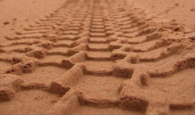 Safari dans le désert, Hummer, Dubaï