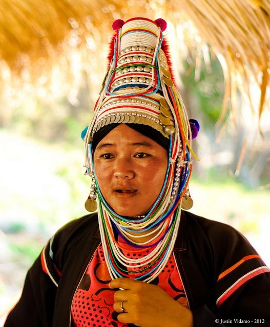 Thailande, ethnie, Akha