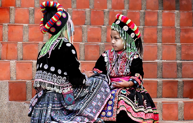 Thailande, ethnie, Hmong