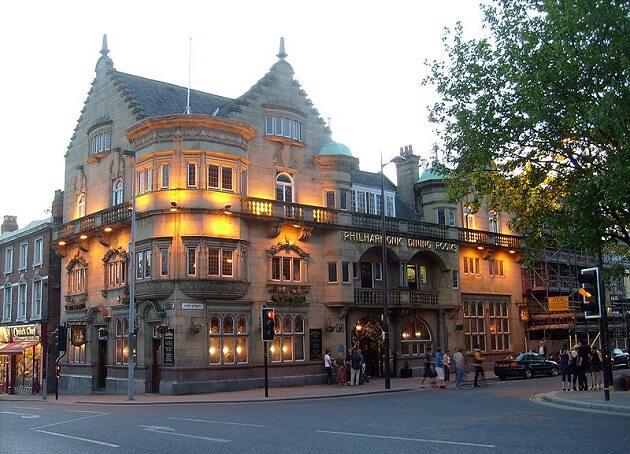 The Philharmonic, pub, Liverpool