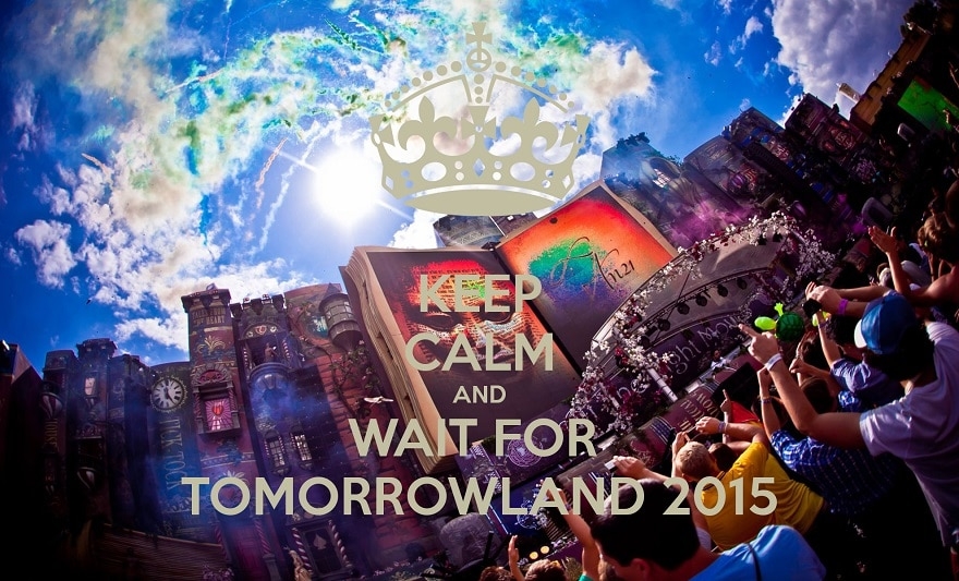 Tomorrowland Belgium 2015