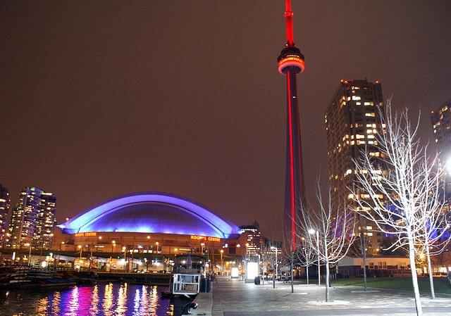Tour CN, Toronto