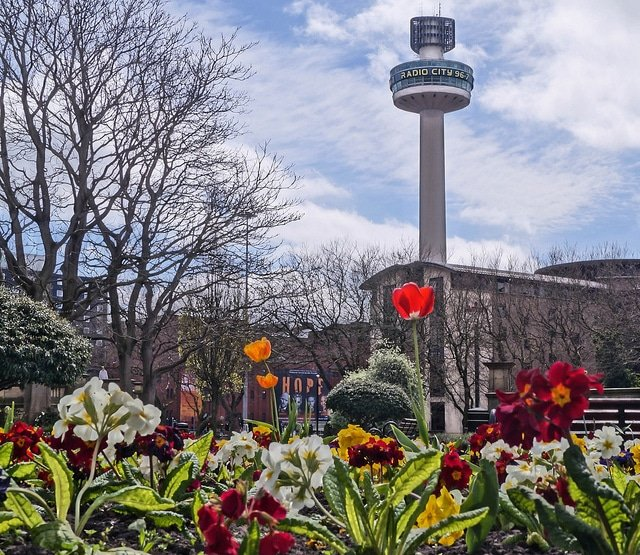 tour St John's Beacon (Radio City Tower), Liverpool
