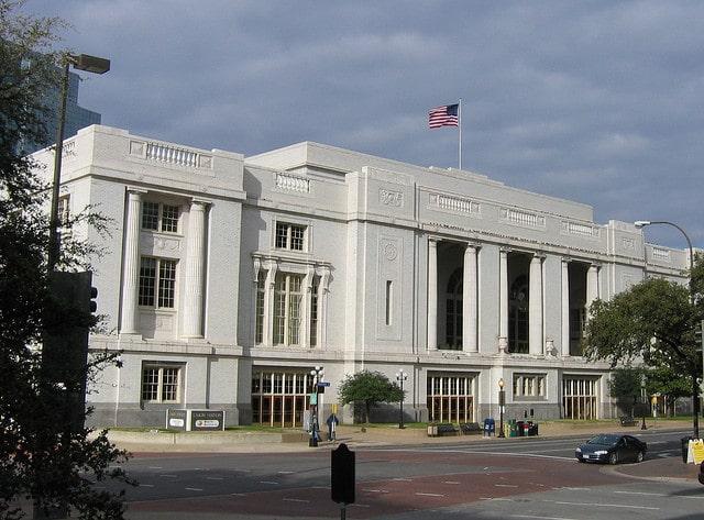 Union Station Dallas