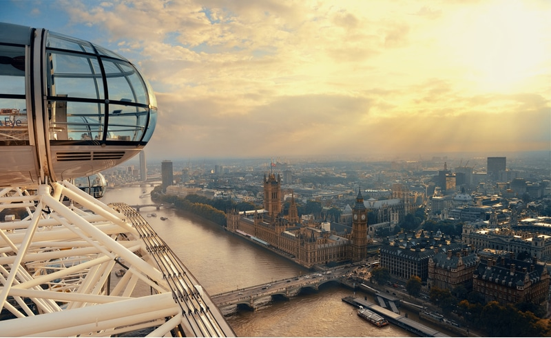 Que voir et faire au London Eye