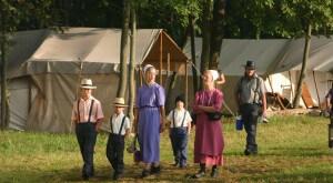 À la rencontre des Amish d'Amérique du Nord