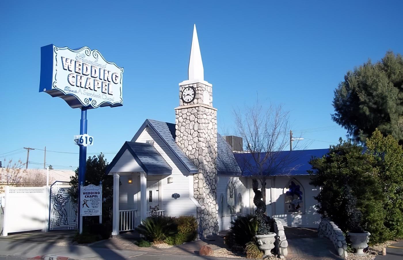Mariez-vous à Las Vegas à la chapelle de Graceland
