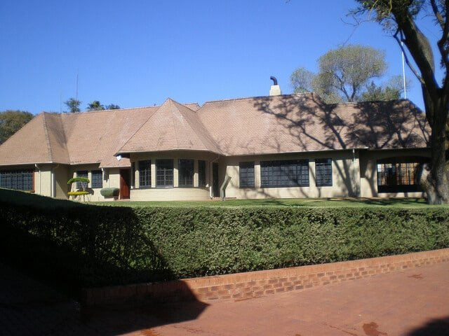 Ferme Liliesleaf, Johannesburg