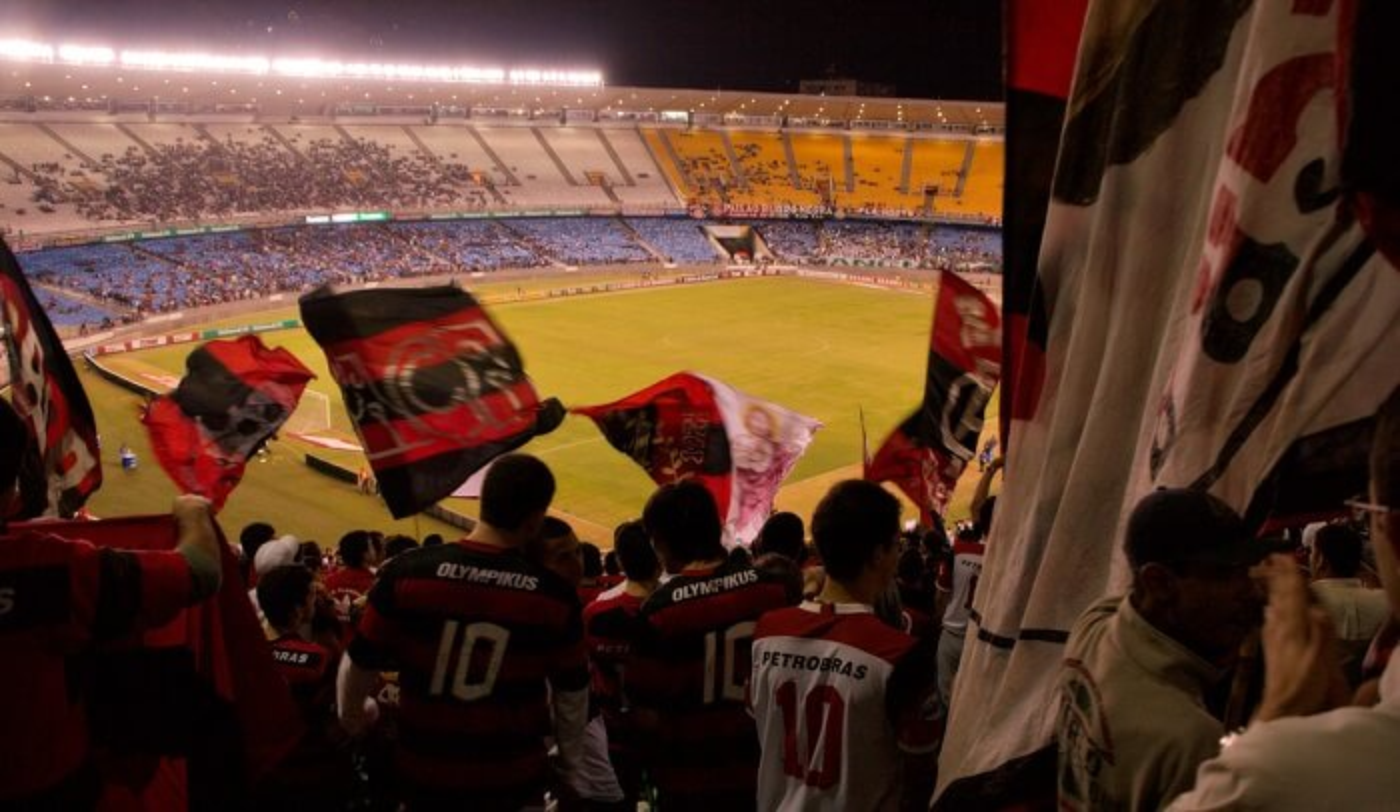 Match football, Rio de Janeiro