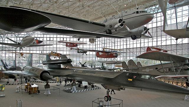 Museum of Flight, aviation, Seattle