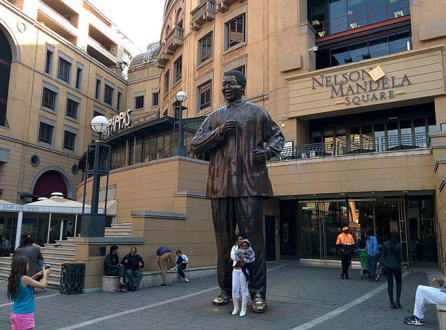 Place Nelson Mandela, Johannesburg