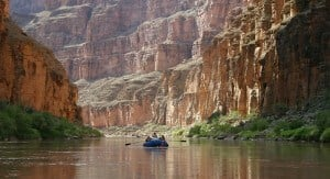 Rafting Colorado, Las Vegas