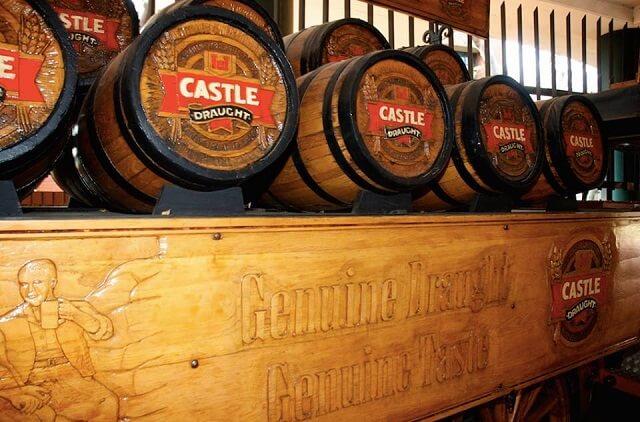 SAB World of Beer, musée de la bière, Johannesburg