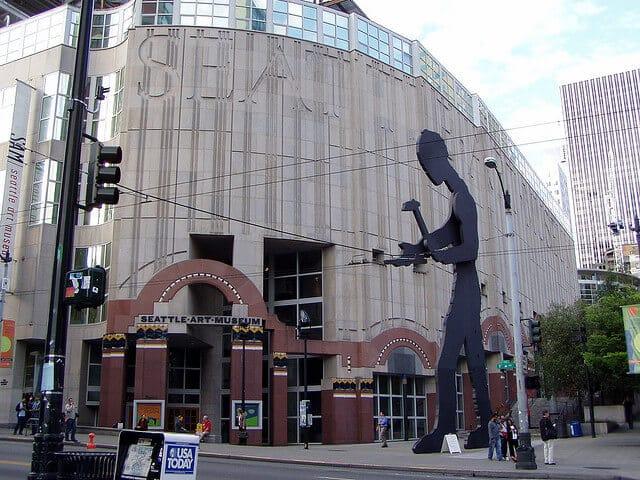 Seattle Art Museum, Downtown Seattle